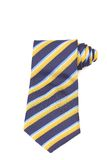 Tie a colorful striped. Royalty Free Stock Image
