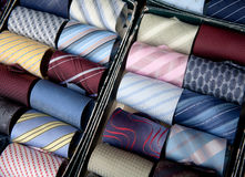 Tie  colors Stock Image