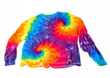 Tie dye Royalty Free Stock Photos