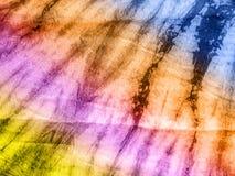 Tie dye. Stock Image