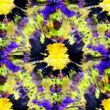 Tie Dye Background Royalty Free Stock Images