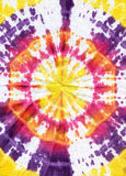 Tie dye. Fabric texture background royalty free illustration