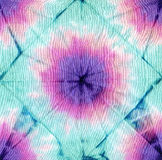 Tie dye. Fabric texture background Royalty Free Stock Image