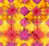 Tie dye Royalty Free Stock Images