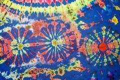 Tie-Dye Pattern Royalty Free Stock Photos
