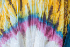 Tie Dye Pattern Royalty Free Stock Image