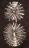 Tie dye pattern Stock Image