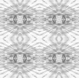 Tie Dye Pattern. Shibori seamless print. Black and White Watercolor hand drawn batik. Summer ink japan illustration. Handmade watercolour shirt tie dye pattern royalty free illustration