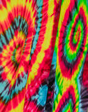 tie dye textile pattern Stock Photo
