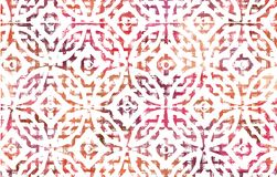 Batik tie dye texture repeat modern pattern design. Tie dye texture repeat modern pattern design Stock Photo