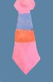 tie för dagfader s Arkivbild