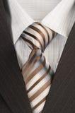 tie för skjorta för omslagsman s royaltyfria foton