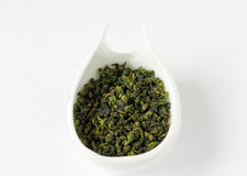 Tie guanyin oolong chinese tea Stock Image