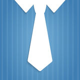 Tie Illustration Royalty Free Stock Photography