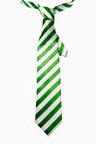 Tie isolated. On white background Royalty Free Stock Photos