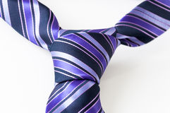 Tie knot Royalty Free Stock Photo