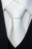 tie knot detail Royalty Free Stock Photography