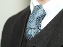 Tie of a  man Stock Image
