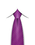 Tie for men a suit vector illustration Royalty Free Stock Images