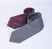 Tie or neck tie on a background. Stock Photography