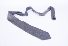 Tie or neck tie on a background. Stock Photo
