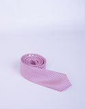 Tie or neck tie on a background. Royalty Free Stock Photography