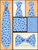 Tie and pattern Stock Images