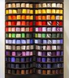 Tie rack Stock Images
