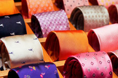 Tie set Royalty Free Stock Photography