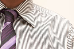 Tie and shirt Royalty Free Stock Images