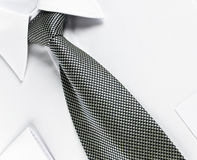 Tie and shirt Stock Image