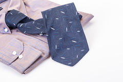 Tie and shirt Royalty Free Stock Image