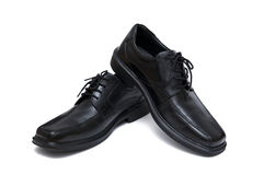 Tie Shoes Stock Images