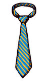 Tie. Vector drawing Royalty Free Stock Photo