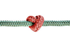 Tied love Stock Photos