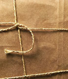 Tied package Stock Photography