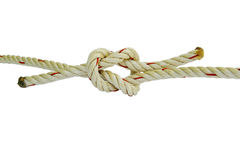 Tied rope together Stock Photography