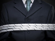 Tied up Royalty Free Stock Photography