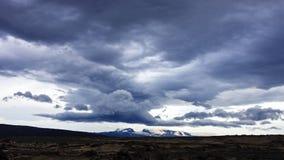 Tief in das Herz von Island Lizenzfreie Stockbilder
