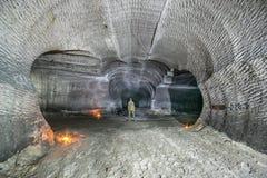 Tiefbaugruben Ukraine, Donetsk Lizenzfreies Stockfoto