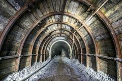 Tiefbaugruben Ukraine, Donetsk Lizenzfreie Stockfotos