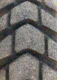 Tiefer Bau-Reifen-Schritt Lizenzfreies Stockbild