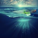 Tiefer Ozean stockfotos
