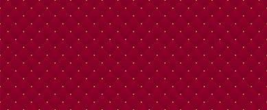 Tiefes nahtloses Muster Burgunders Kann für erstklassige königliche Partei verwendet werden vektor abbildung