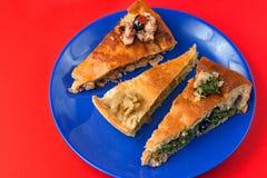 Tiella Pie of Gaeta Royalty Free Stock Photos