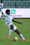 Tiemoko Konate - le football Photographie stock