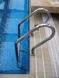 Tiempo 1 de la nadada Imagen de archivo libre de regalías