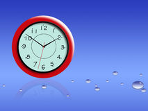 Tiempo ilustración del vector
