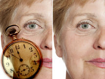 Tiempo Foto de archivo