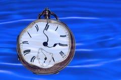 Tiempo acuático foto de archivo